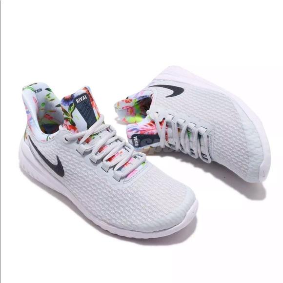 Nike Shoes | Renew Rival Premium Floral